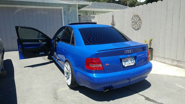 2000 Audi S4 Twin Turbo