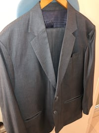 Men's Custom Suit with Vest Washington, 20003