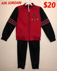 Size 7 Air Jordan Track Suit 3746 km