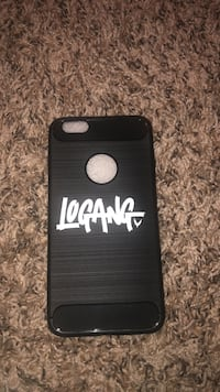 Logan Paul iPhone 6 Plus case Triangle, 22172
