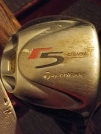 Taylormade R5 Driver Steelton, 17113