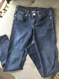 Seven7 brand jeans preknowned with gems size 26  Richmond Hill, L4B