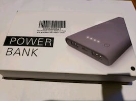 25800 man power bank brand new in box