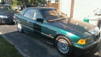 1995 BMW 325i convertible w/hardtop St. Catharines, L2M 4P2