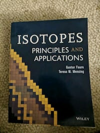 Isotopes Principles and Applications Brookline, 02446