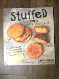 Stuffed- the ultimate comfort food cookbook by Dan Whalen Burnaby, V5H 2E3