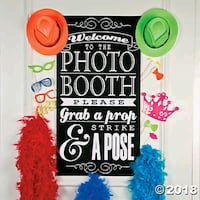 Photobooth Experience, photography Burnaby