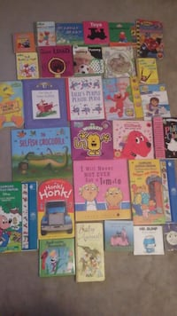 Tons of Books: Toddlers, Preschool, School Age Alexandria, 22302
