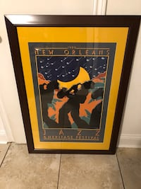 1980 New Orleans Jazz Festival Posters Kenner, 70065
