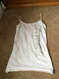 Women's white tank top Ottawa, K0A 2E0