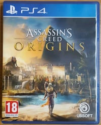 Assassin's Creed Origins ps4 Zaragoza, 50016