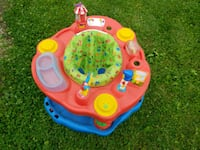 baby's yellow and blue activity table Pleasantville, 43148
