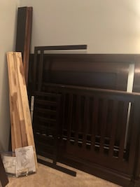4 in 1 Baby Crib Nokesville, 20181