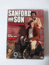 Sanford and Son season 6 dvd