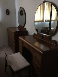 Antique Dresser and Vanity Derwood, 20855