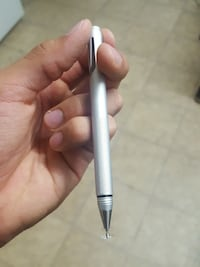 silver stylus pen North Vancouver