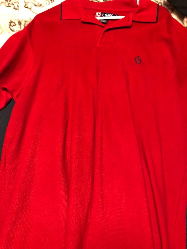 505dc492 Used Large men Chaps shirts for sale in Gonzales - letgo