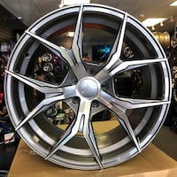 SALE Buy Wheels get FREE Tires (Finance Available, No Credit Needed) Williamsport, 17011