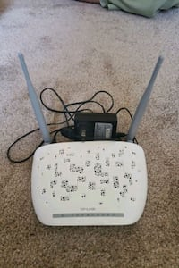 TP-LINK 300MB WIRELESS WIRELESS MODEM Toronto, M3C 1C3