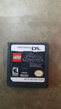 LEGO PIRATES OF THE CARIBBEAN NINTENDO DS GAME @ BUY AND SELL KINGS  Ajax, L1S 3V4