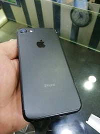 jet siyah iPhone 7 64 gb
