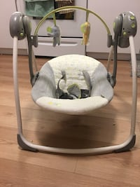 Infant Swing 43 km