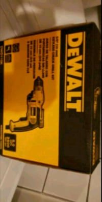 MUST SELL NEVER OPENED DEWALT 8.0 AMPS KEYLESS CHUCK DRILL KIT