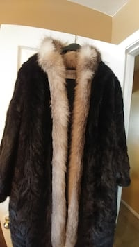 Mink coat price reduction from $2800