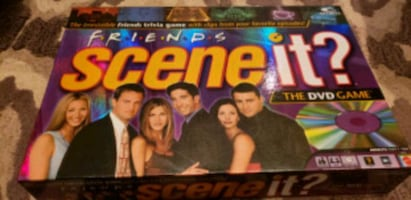 friends scene it BOARDGAME