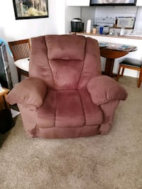 Brown Recliner for sale brand new Ottawa, K1K 4W3