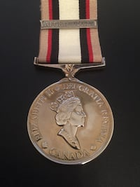 SCARCE, Canadian South-West Asia Service Medal with Afghanistan Clasp Brampton, L6P 2V5