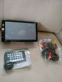 """New 7"""" Touch Bluetooth Camera Car Media Player Raleigh, 27604"""