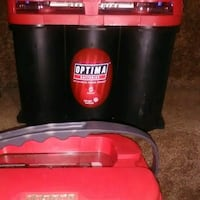 Optima Red Top Battery Brand New Chicago, 60609