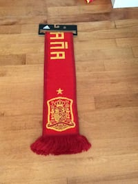Spain new soccer scarf Gaithersburg, 20878