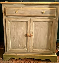 Small Cabinet with 1 drawer and 2 cabinets