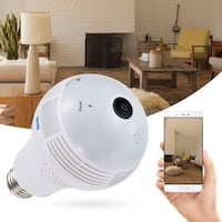 Escam IP CAMERA (Wifi Ampül Kamera) Selçuklu, 42250