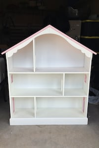 Barbie Dollhouse Bookcase 51x41 x 10.5 deep. Price dropped!! Frederick, 21703