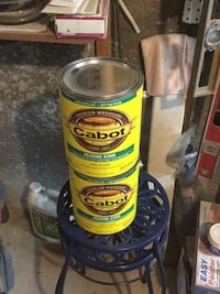 Clear Cabot  deck stain Old Saybrook, 06475