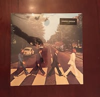 "Beatles ""Abbey Road"" Vinyl Germantown"