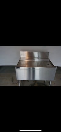 Perlick Stainless Steel Standard Drainboard Embossed Top TS30 Mississauga, L5R 3H3