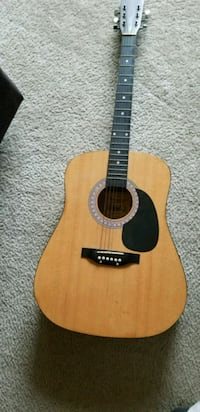 Guitar with stand for sale