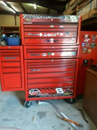 red Snap-on tool chest Wilmington, 28403