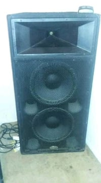 black and gray subwoofer speaker Springfield, 22150