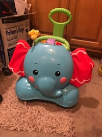 Baby / toddler elephant to ride