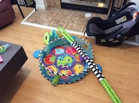 Play mat/ ball pen Edmonton, T6L 5C6