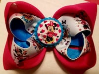 Minnie Mouse handmade hair Bow *BUY 3, GET 1 FREE  Victorville, 92395