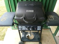 Master forge barbeque pit.  Odessa, 79762