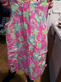 Lilly Pulitzer childs dress size 8