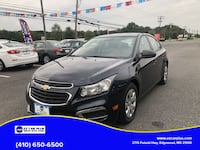 2016 Chevrolet Cruze Limited for sale Edgewood
