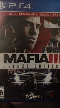 Mafia three game and case Washington, 20032